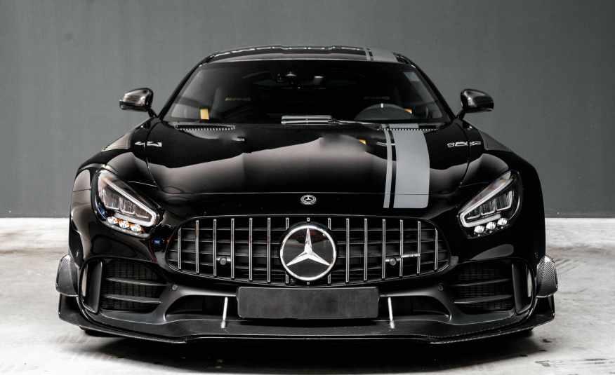 2019 Mercedes AMG GT R PRO