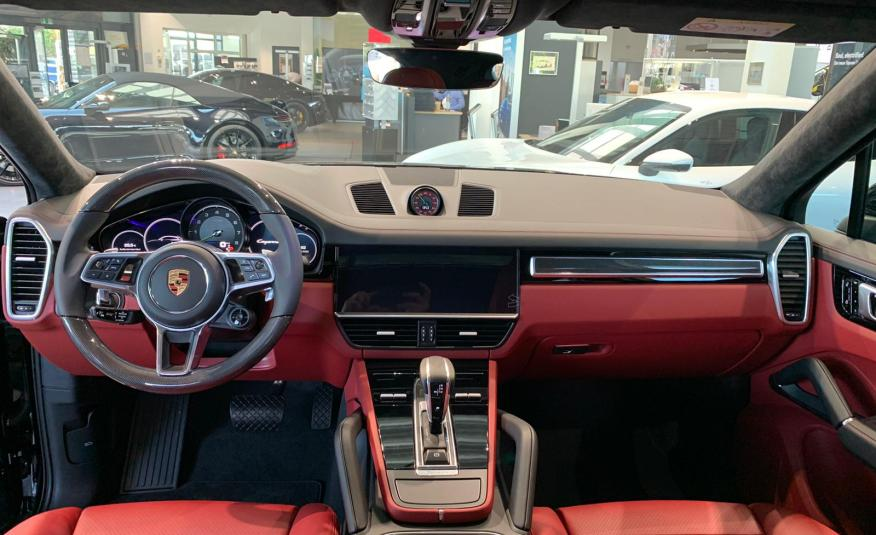 2020 Porsche Cayenne E-Hybrid Coupé