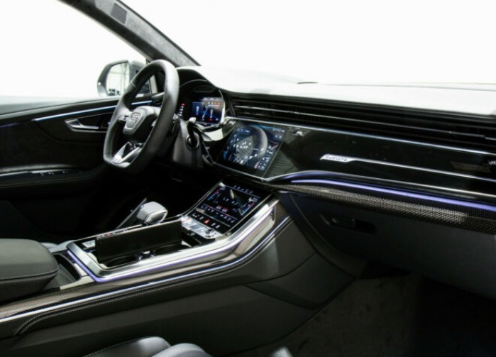 2020 Audi SQ8 TDI