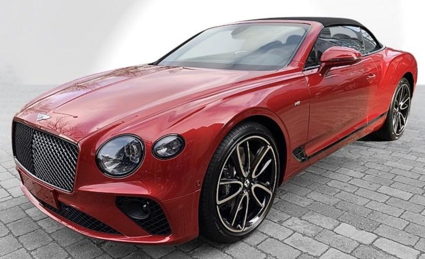 2020 Bentley Continental GTC 4.0 V8 Convertible