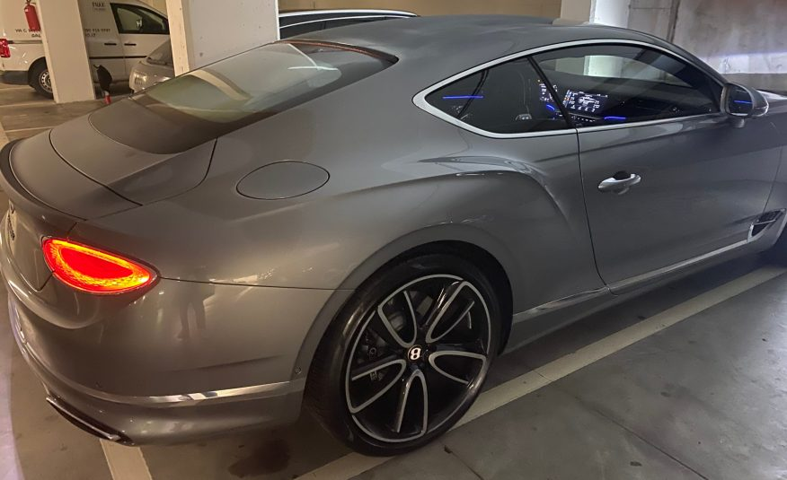 2019 Bentley Continental GT 6.0 W12 4WD