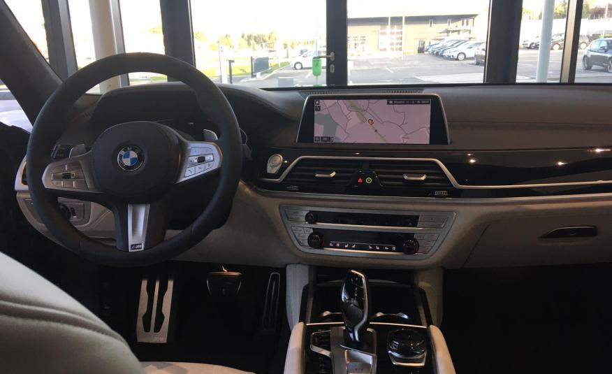 2020 BMW 750D xDRIVE