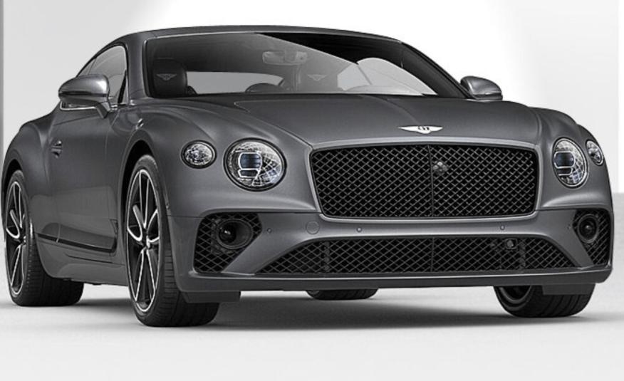2021 Bentley Continental GT 4.0 V8