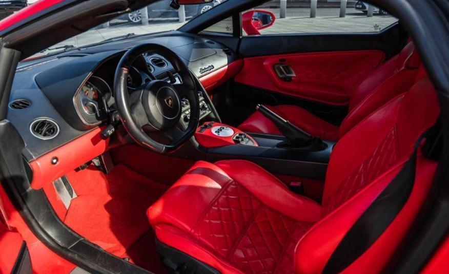 2010 Lamborghini Gallardo LP550 SPYDER