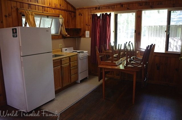 Cabin Livin At Letchworth State Park NY Video Tour