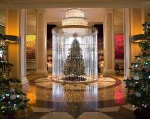 Four Seasons Beverly Hills Christmas Decorations