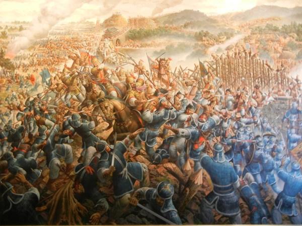 Ancient War Paintings