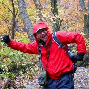 Travel writer Aaron Paulson
