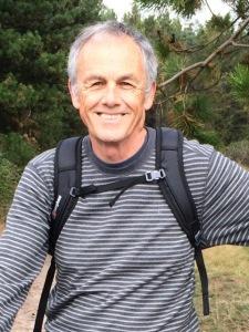 Journalist Rob Woodburn