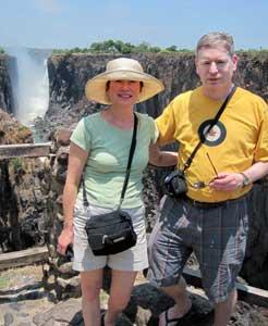 Travel writer Peter Mandel