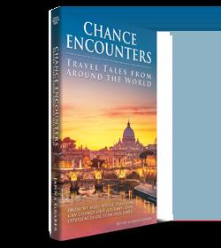 Travel Anthology Examines Chance Encounters Around the Globe