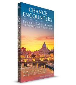 Travel Anthology Examines Chance Encounters Around the Globe