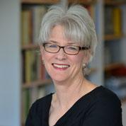 Author Leslie Stainton