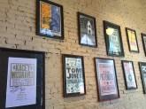 Ryman posters.
