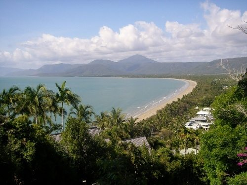Four Mile Bach Port Douglas Astralia