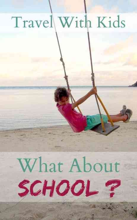 Homeschooling while traveling, Travelling with kids, worldschooling, homeschooling, home education and unschooling