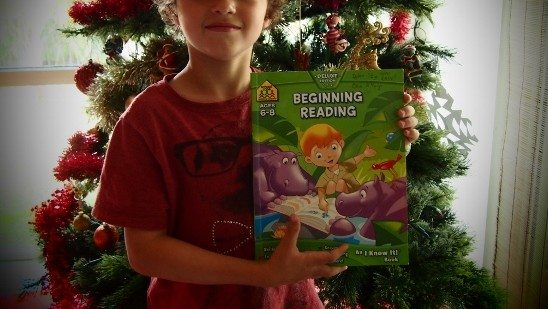 What does a homeschool day look like. homeschool reading