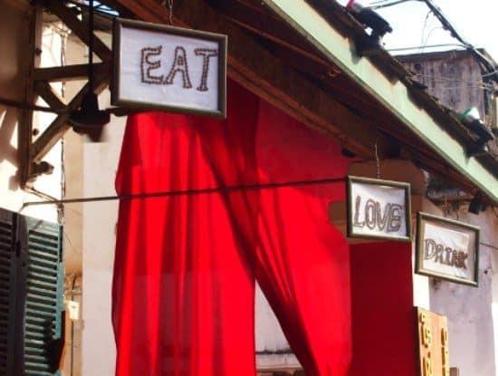 Food and eating in Luang Prabang