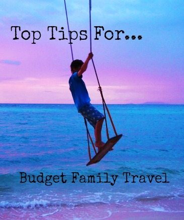 family budget travel tips to cut travel costs