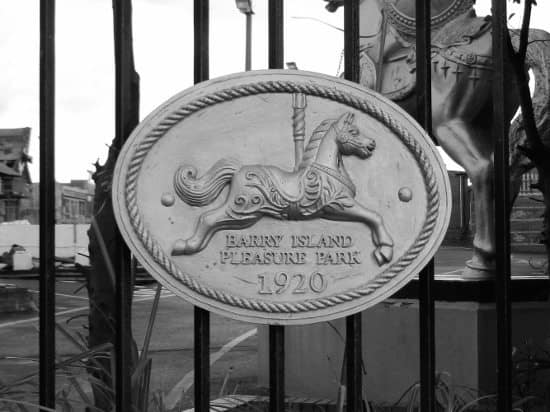 Barry Island Wales Pleasure Park