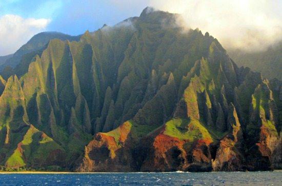Hawaii 550 coastKauai