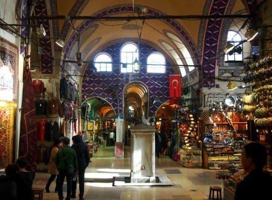 Exploring the Grand Bazaar