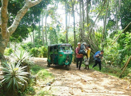 Family Villa Templeberg Galle Sri Lanka