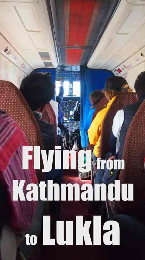 Flying from Kathmandu to Lukla tips. World's most dangerous airport Nepal