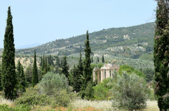 Places to visit in Greece Nemia