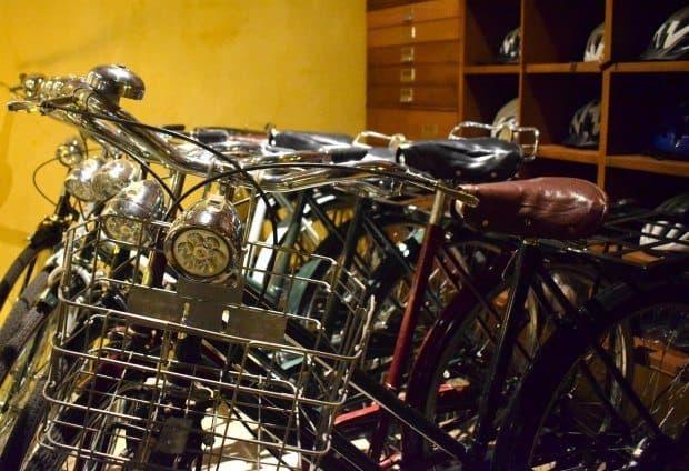 Vintage bikes bangkok