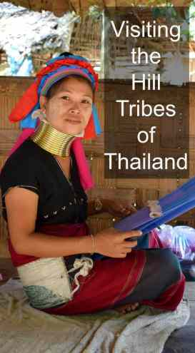 Visiting the Hill Tribes of Thailand