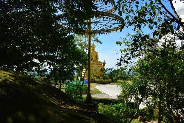 Things to like about Phuket. The Big Buddha