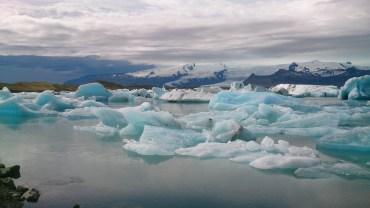 Ice Lagoon Jökulsarlon