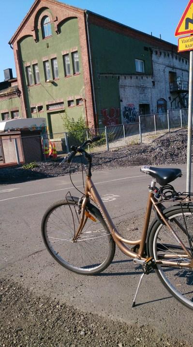 Mit dem Fahrrad die Stadt erkunden