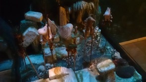 Wir waren zusammen im Moomin-Museum :)