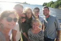 Erasmus-Gruppenausflug