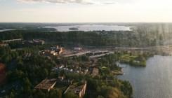 Blick über Tampere
