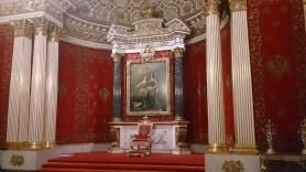Roter Königssaal im Hermitage Museum