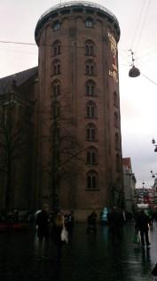 Großer Turm in der Innenstadt, von dem man einen schönen Ausblick hat