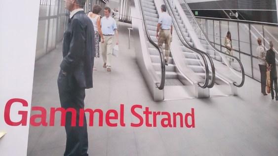 The place to be: Gammel Strand, bedeutet eigentlich Alter Strand und ist ein Kunstverein in Kopenhagen