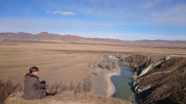 Beautiful Orkhon Valley, Mongolia