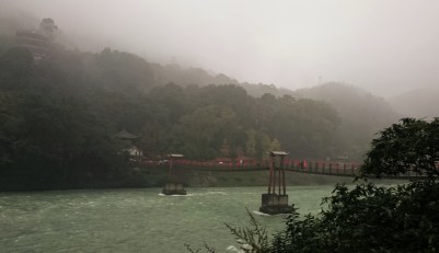 Bridge over the water stream