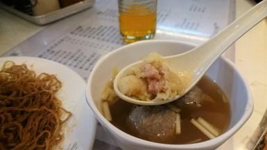 Cantonese food for dinner