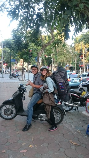 Pick up Service by Motorbike