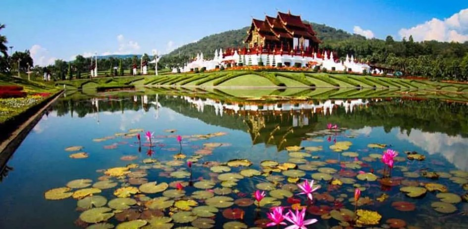 Top things to do in Chiang Mai - Royal Park