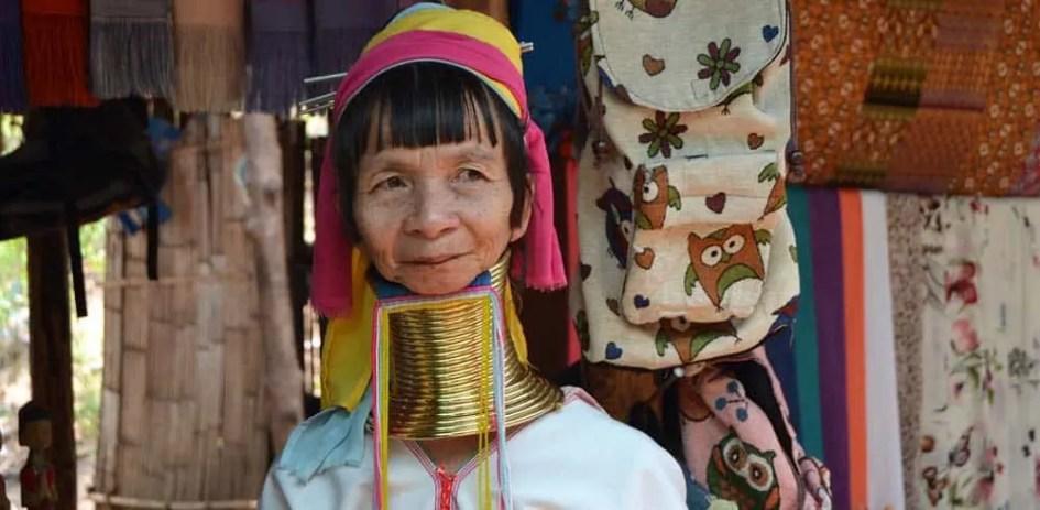 Karen Tribe visit