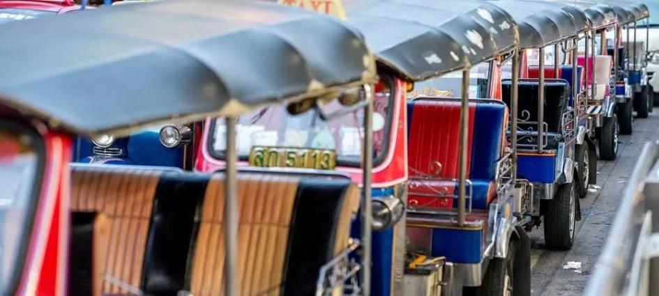 Bangkok itinerary - travel tips
