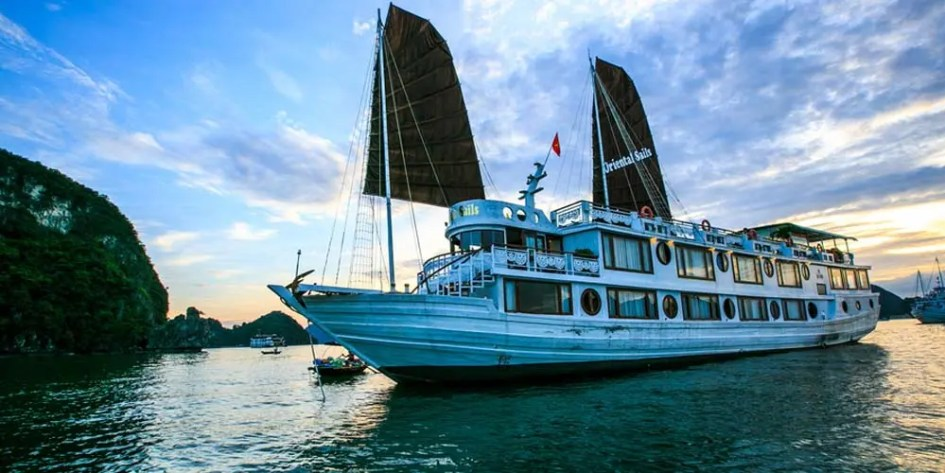 Compare Ha-long Bay cruises - Oriental Sails