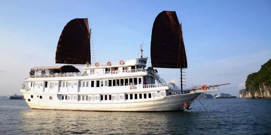 Compare Ha-long Bay cruises - Vspirit Cruise
