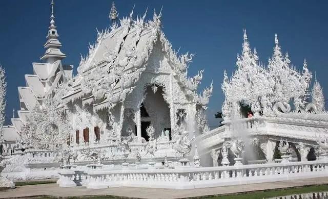 Thailand 2 week itineraries - Chiang Rai Temples